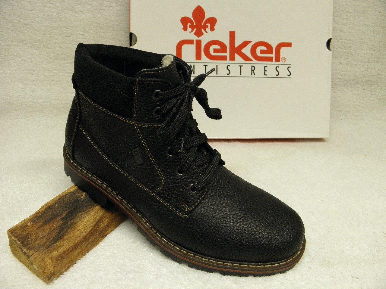 Rieker ® rotuziert,  bisher    Stiefel, warm  (R168)