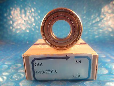 """NTN R10ZZ  5//8/"""" X 1-3//8/"""" X 11//32/""""  Metal Shielded Bearing"""