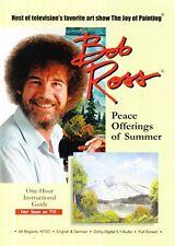 BOB ROSS THE JOY OF PAINTING: PEACE OFFERINGS OF (Bob Ross) - DVD - Region Free