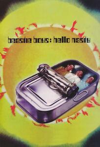 DJ HURRICANE 2000 don`t sleep promo poster Beastie Boys Flawless New Old Stock