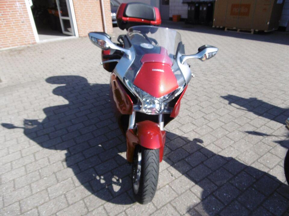 Honda, vfr1200f, ccm 1200