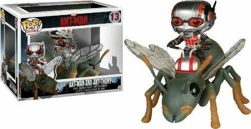 Funko Pop Marvel Ant-Man Rides Ant-Thony #13 Action Figure jouets en vinyle