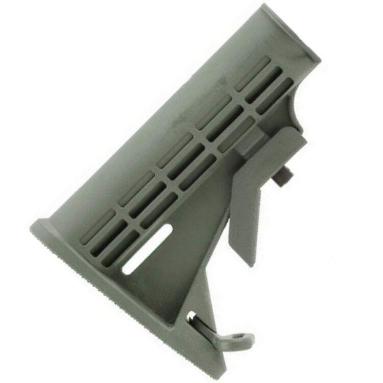 RAP4 M-16 Schulterstützen Revêtement, PLASTIQUE (Olive)