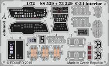 Eduard Zoom SS529 1/72 Douglas C-54 Skymaster Revell