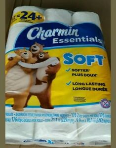 charmin essentials toilet paper 12=24 please read   ebay