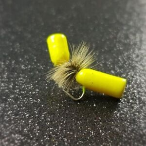 3 Mini Barbed Smokers For Fly Fishing Trout Lures Trout Dry Flies Trout Flies