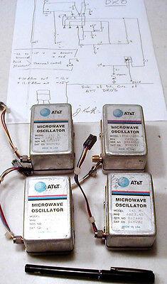 Cinox 5+ MHz Oscillators Experimenters Item CHEAP 2 ea