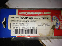 Honda Atc Three Wheeler 250sx Front Brake Cable 84-87 Motion Pro