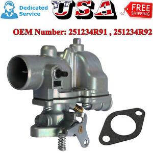 Tractor-Carburetor-Carb-For-IH-Farmall-Tractor-Cub-LowBoy-251234R91-251234R92-BY