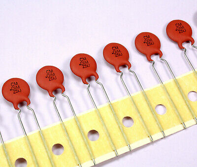 12pcs Cera-mite cm Condensateur Céramique .01uF 500v 103Z 20 ±/% Z5U