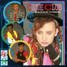 Colour by Numbers by Culture Club (Vinyl, Aug-2016, Music on Vinyl)
