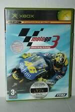 MOTO GP 3 GIOCO USATO OTTIMO STATO XBOX EDIZIONE ITALIANA PAL FR1 41750