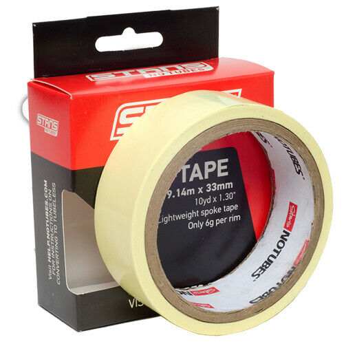 36mm x 9.14m Stans Notubes Tubeless Bike Bicycle Rim tape