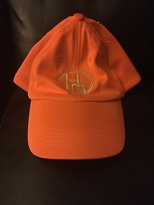 Hunters Specialties Scent-A-Way Tek 4 Orange Baseball Cap