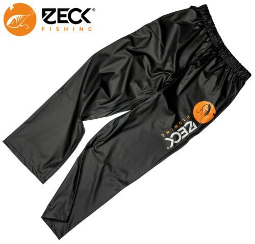 Regenhose Zeck Rain Trousers Predator Angelbekleidung Kleidung Hose