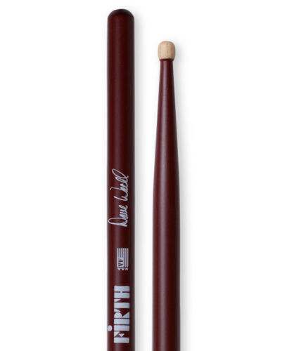 Vic Firth Signature Series Drum Sticks Dave Weck 3 Pair UPC 750795000425