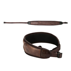 Tourbon-Tactical-Rifle-Sling-Shotgun-Strap-Soft-Padded-Range-Shooting-Hunting-US
