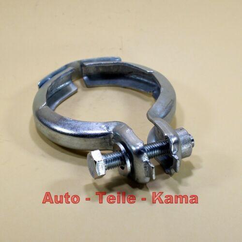Schelle für Mercedes Katalysator Mitsubishi Smart Turbolader  Ø 75 mm