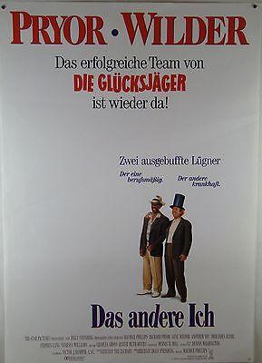 Verantwortlich Das Andere Ich Another You R. Pryor,gene Wilder, Filmplakat Din A1 (gerollt)