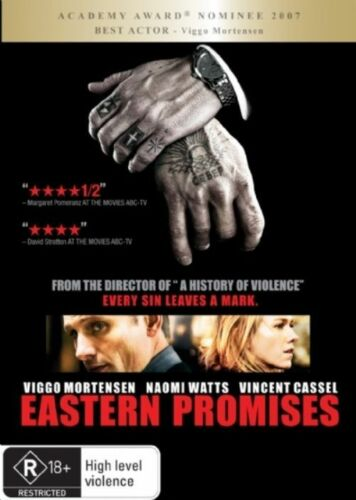 1 of 1 - Eastern Promises NEW R4 DVD