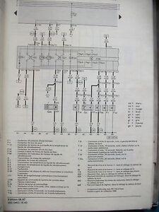 100% Vrai Schémas électriques Volkswagen Polo 2002 Sdi 15s3