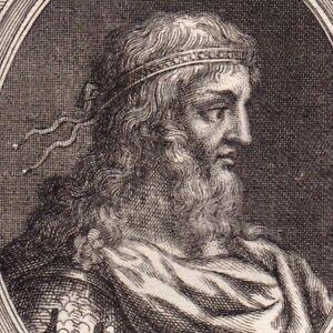 Portrait-XVIIIe-Recarede-Ier-Le-Catholique-Recaredo-I-I-Concile-Tolede