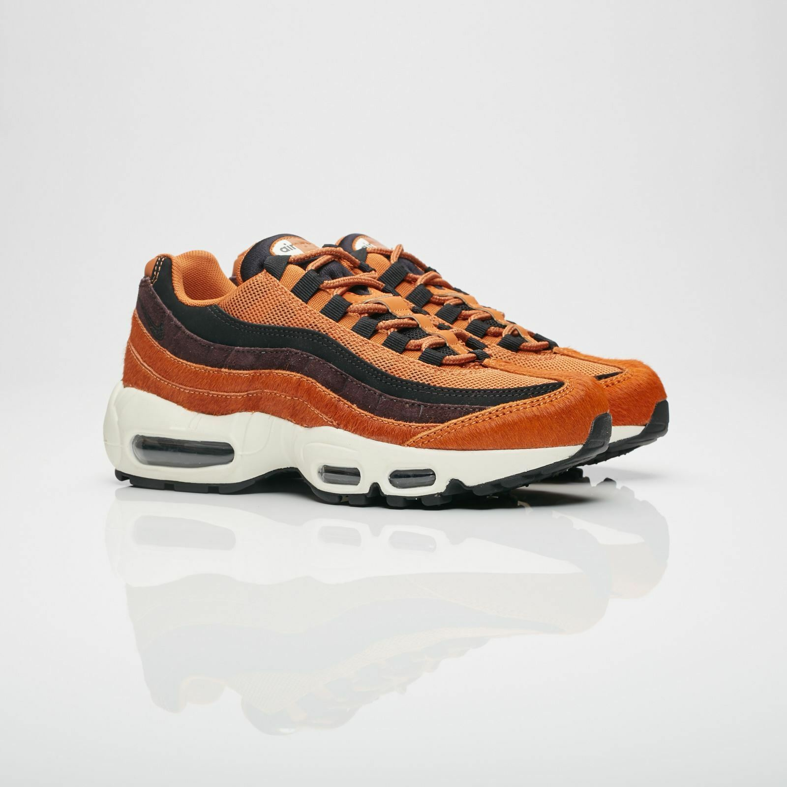 Nike Womens Air Max 95 LX Cider Trainers AA1103 200