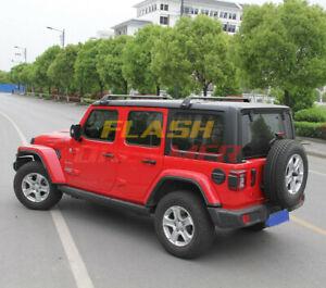 2P-US-fit-Jeep-Wrangler-JL-2018-2019-2020-Luggage-roof-rack-roof-rail-cross-bar