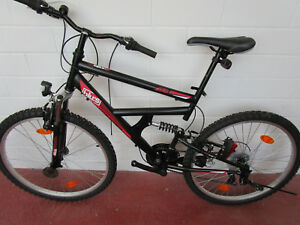 blu s mountainbike atb fully 26 zoll jungen fahrrad ebay. Black Bedroom Furniture Sets. Home Design Ideas