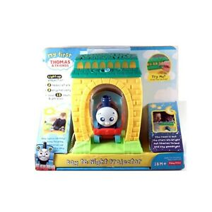MATTEL-FISHER-PRICE-THOMAS-AND-FRIENDS-MY-FIRST-DAY-TO-NIGHT-PROJECTOR-NEW-DTP11