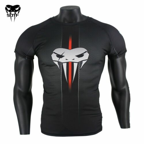 SOTF mma Snake head Tiger Muay Thai survival Boxing jerseys boxing sweatshirt