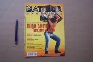 """batteur Magazine"" Drummer - 82 1995 - E.a. Chad Smith, Vamur, Zildjian, Etc"