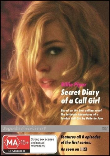 1 of 1 - SECRET DIARY of a CALL GIRL (Billie PIPER) TV SERIES 1 DVD NEW SEALED Region 4