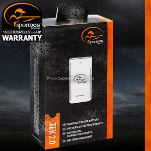 SportDOG TEK-V2HBATT - TEK 2.0 Series Replacement Transmitter Battery TEK-2H