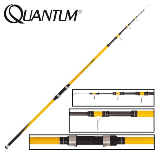 Quantum Torrent Beach Fighter Tele Brandungsrute 4,20m 170g Ruten Meeresrute