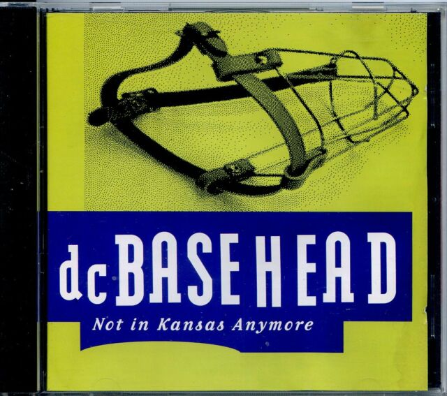 CD DC Basehead - Not In Kansas Anymore