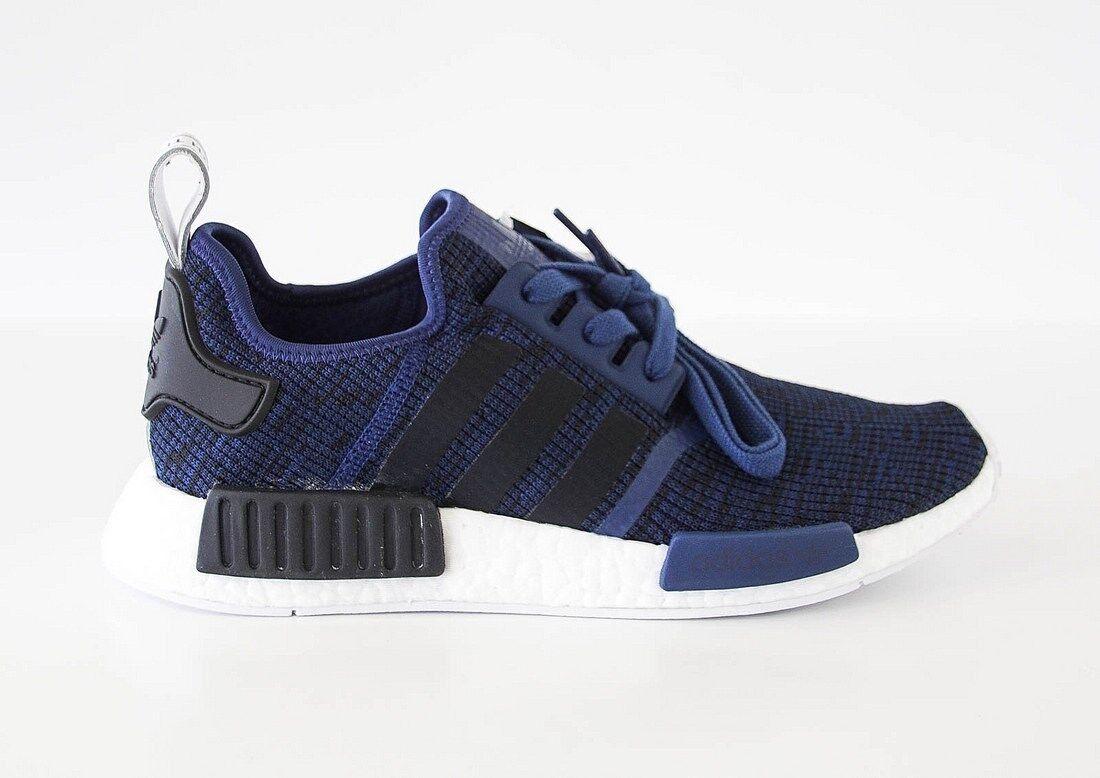 Adidas Men's Sneaker NMD-R1 Navy bluee  9.5