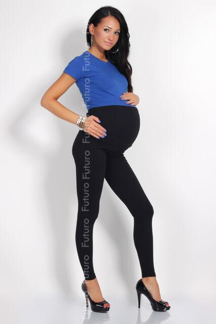 Maternity Leggings Very Comfortable Full Ankle Length Leggings Size 8 - 22