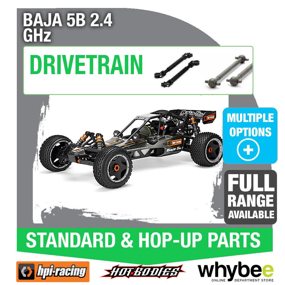 HPI BAJA 5B 2.4 GHz [Drivetrain Parts] Genuine HPi Racing R C Parts