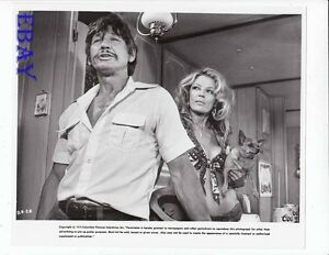charles bronson sheree north busty vintage photo breakout