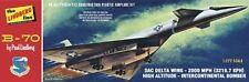 Lindberg [LND] 1/180 B-70 Bomber Plastic Model Kit 413 LND413