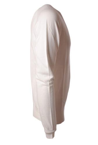 Pecora 5041411d184224 Bianco Uomo Paolo pullover Maglieria dqHRS
