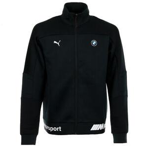 Détails sur Vêtement Vestes sport Puma homme BMW Mms Life Sweat Jacket taille Anthracite