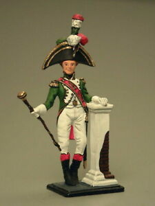 Painted-Tin-Toy-Soldier-Tambour-Grenadier-54mm-1-32