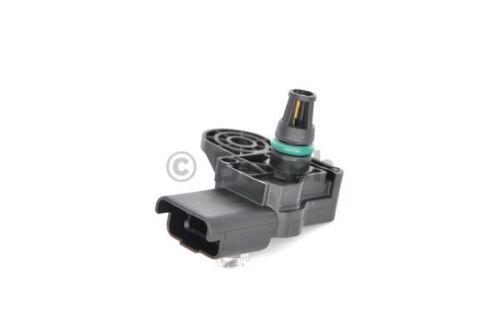5 Año De Garantía Bosch Sensor MAP Presión Colector De Admisión 0261230136-Original