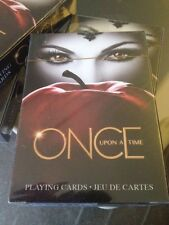 NEW Once Upon a Time Playing Cards