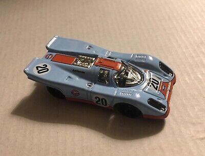 2020 Hot wheels Premium Garage Car Culture Walmart GULF Porsche 917KH LOOSE