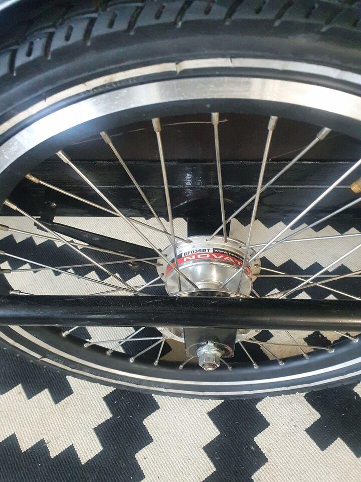 Elcykel, Chr.cykel Lad, 6 gear