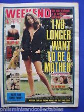 Weekend Magazine - Princess Ira, Tessa Wyatt, Cleopatra - 1st Mar.1972