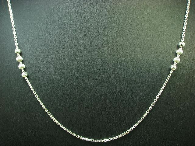 925 Sterling silver Collier   Echtsilver   80,5cm   11,0g